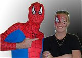 Spiderman & Amy!